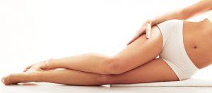 gambe donna bendaggi