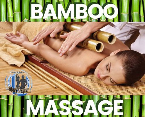 bamboo massage | Mary Center | Cantù