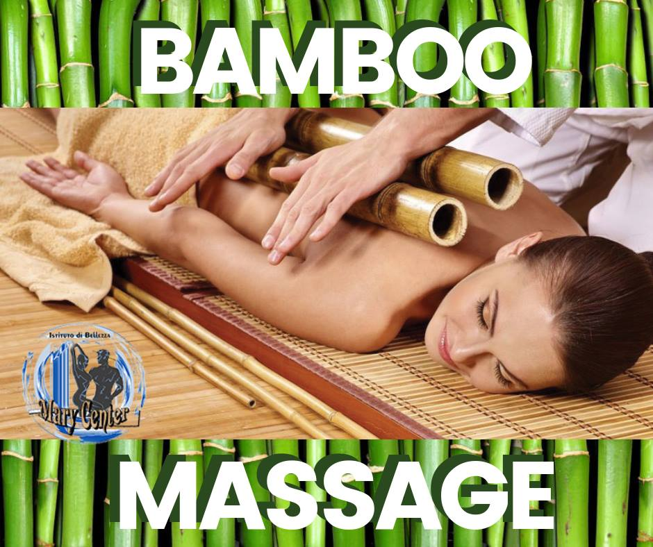 bamboo massage | Mary Center | Cantù