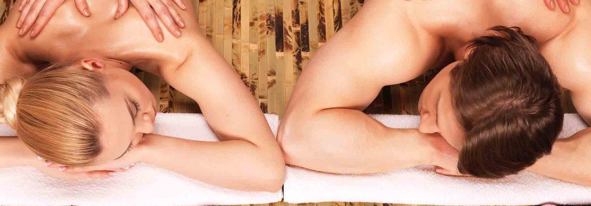 Ritrova l'intesa con il massaggio di coppia